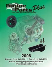 2008 Engine Parts Plus Catalog